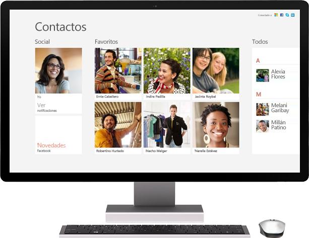 tienda.tpu.mx - Windows 8 Pro - Contactos