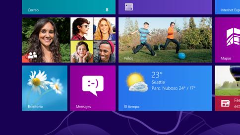 tienda.tpu.mx - Windows 8 Pro - Iconos dinamicos