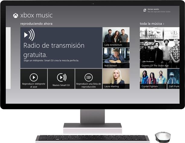 tienda.tpu.mx - Windows 8 Pro - Musica