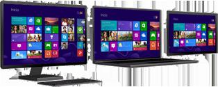 tienda.tpu.mx - Windows 8 Pro - Tabletas. Convertibles. Equipos todo en uno